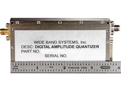 Digital Amplitude Quantizer 02