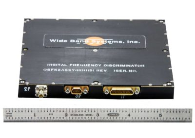 Digital Frequency Discriminator 01
